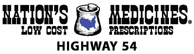 Nation's Medicines on Highway 54 Logo