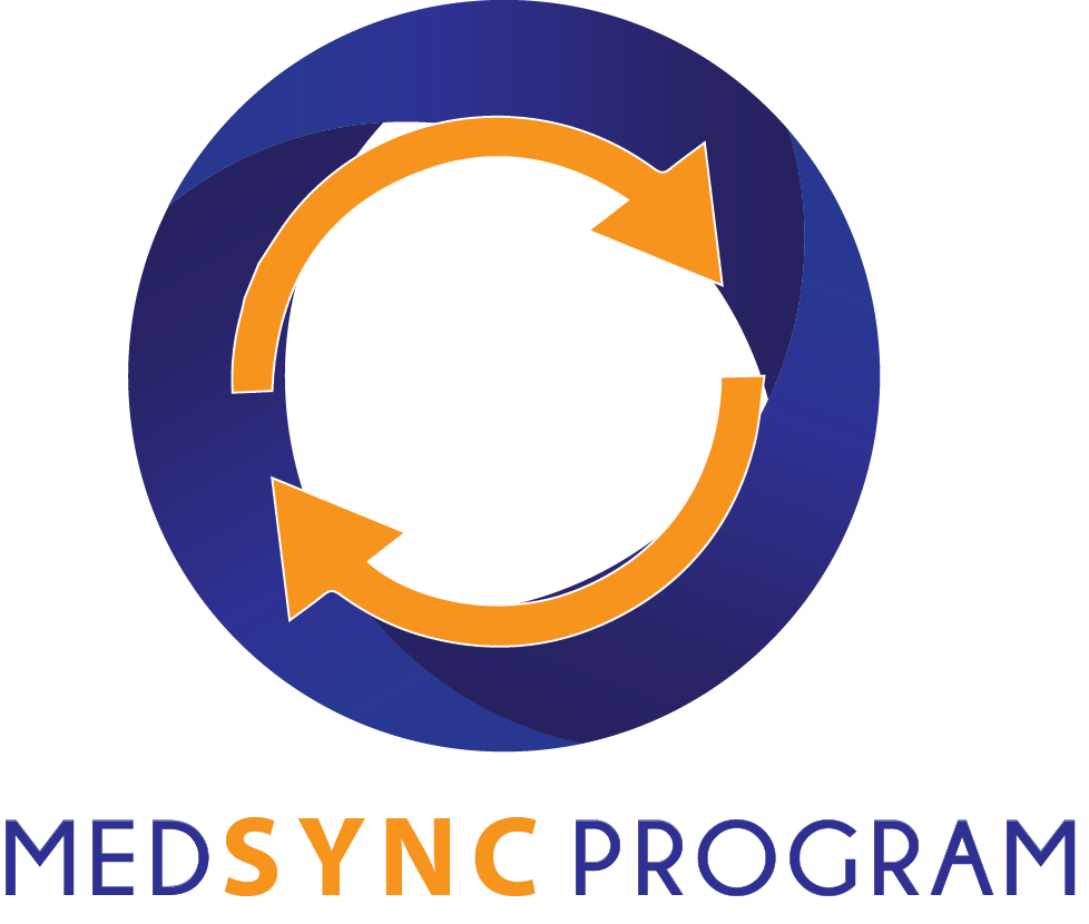 Med Sync Program Logo