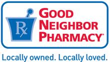 Good Neighbor Pharmacy Member Logo